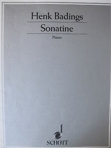 BADINGS-Sonatine-for-Piano-pub-Schott-ED-2576