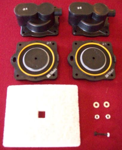 HIBLOW HP 20 TO HP 200 AIR PUMP CHAMBER BLOCK KITS JOE MESCAN HI BLOW 5 SIZES