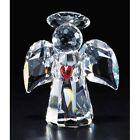 ANGEL OF LOVE collectible crystal figurine by CRYSTAL WORLD (1001)