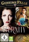 Geheime Fälle: Eternity (PC, 2010, DVD-Box)