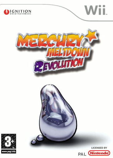 ★ Mercury Meltdown Revolution - Nintendo Wii -  2007 ★