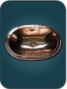 vasque en cuivre rouge lave mains lavabo salle de bain marocaine orientale ebay. Black Bedroom Furniture Sets. Home Design Ideas