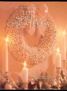 Spirit-Of-Christmas-Recipes-Cookbook-Crafts-Needlepoint