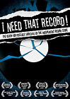 I Need That Record (DVD, 2010)