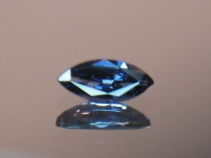 1.32CT VS STUNNING NATURAL UNTREATED INTENSE COLBALT BLUE TANZANIAN SPINEL