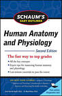 Schaum's Easy Outline of Human Anatomy and Physiology by R.Ward Rhees, Kent M. Van De Graaff (Paperback, 2010)