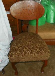 Unique-Quartersawn-Oak-Desk-Chair-Sidechair-SC182