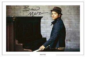 BRUNO-MARS-AWESOME-SIGNED-AUTOGRAPH-PHOTO-PRINT