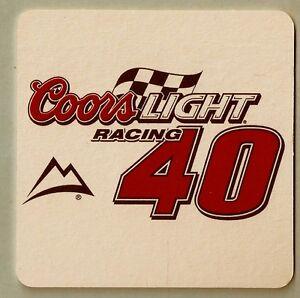 16-Coors-Light-Racing-Number-40-Beer-Coasters