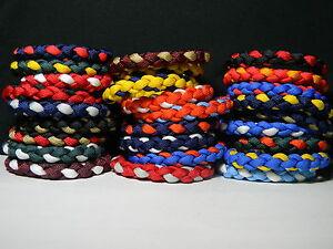 NCAA-Teams-Colored-Paracord-Necklace-21-034-034-NEW-034-College-Teams-Color