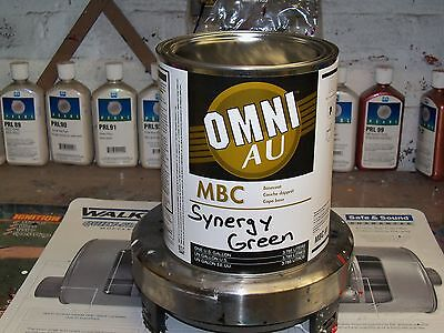 PPG Omni AU MBC Urethane Basecoat Synergy Green Automotive Paint