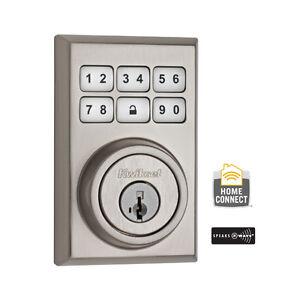 Kwikset Deadbolt Home Connect Motorized Door Lock