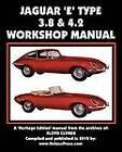 Jaguar E-Type 3.8 & 4.2 Workshop Manual by Floyd Clymer (Paperback, 2012)