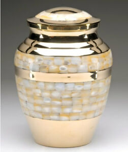ADULT-BRASS-MOTHER-OF-PEARL-CREMATION-URN-NEW-URNS
