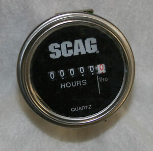 Scag-Hour-Meter-48023-Fits-All-Models-New-OEM-Free-Ship