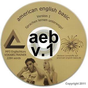 Vokabeltrainer englisch lernen sprachkurs audio mp3 cd 5 std h rprobe unten ebay for Vokabeltrainer englisch
