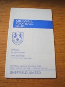 14031969 Millwall v Sheffield United  Creased No obvious faults unless des - Birmingham, United Kingdom - 14031969 Millwall v Sheffield United  Creased No obvious faults unless des - Birmingham, United Kingdom