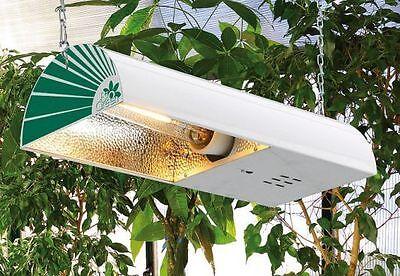 BioGreen Gewächshaus Wintergarten Pflanzenleuchte Sirius X400 Natriumdampflampe