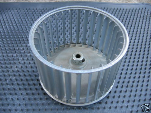 "HVAC Squirrel Cage Blower Wheel CW 5/16"" Bore Brand New!!"