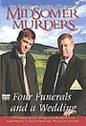 Midsomer Murders - Four Funerals And A Wedding (DVD, 2007)
