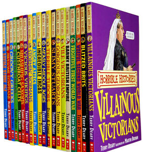 Horrible-Histories-Collection-20-Books-Box-Set-RRP-120-00