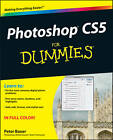 Photoshop CS5 For Dummies by Peter Bauer (Paperback, 2010)