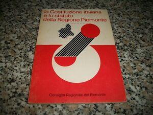 LA-COSTITUZIONE-ITALIANA-LO-STATUTO-DEL-PIEMONTE-CONSIGLIO-REGIONE-PIEMONTE-1979