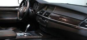 Bmw Brand Oem E70 E70 Lci X5 2007 Burr Walnut Wood Interior Trim Kit Oem New Ebay