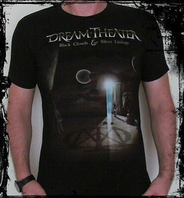 **Dream Theater T-Shirt** Retro Rock Unisex **Size S M L XL XXL**