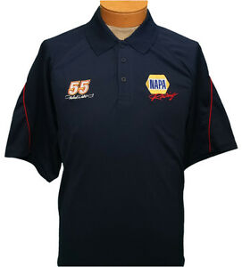 Nascar Pit Crew Shirts >> NEW!! Men's NASCAR Racing Polo Shirt - Napa Racing ...