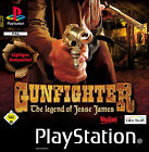 Gunfighter - The Legend Of Jesse James (Sony PlayStation 1, 2001)