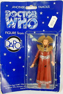 Dapol-Doctor-Who-Timelord-Figure-Red-Burgandy-Robe