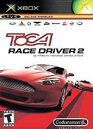 TOCA Race Driver 2 (Xbox) (Complete)