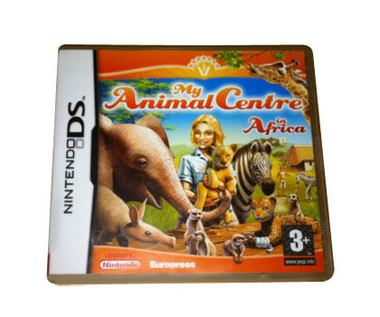 My Animal Centre in Africa (Nintendo DS) - Game  8KVG The Cheap Fast Free Post