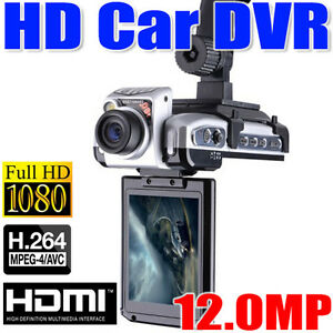 12-0MP-1080P-2-5-034-Full-HD-IR-Car-DVR-Cam-Video-Recorder-Camcorder-Vehicle-Camera