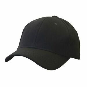 blank black baseball hat - photo #14