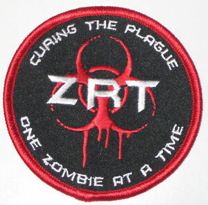 Bloody Zombie Response Team Patch