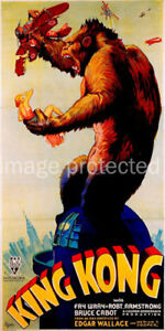 King-Kong-Fay-Wray-Vintage-Movie-Poster-24x36