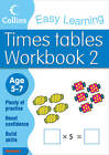 Times Tables Workbook 2: Age 5-7 by Collins Easy Learning, Simon Greaves (Paperback, 2011)