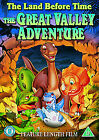 The Land Before Time - 2 - The Great Valley Adventure (DVD, 2011)