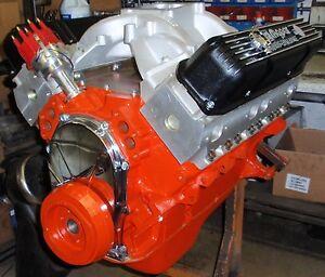 MOPAR DODGE 512 - 695 HORSE COMPLETE CRATE ENGINE/PRO-BUILT/ 426 440