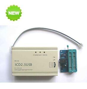 New-USB-PIC-ICD2-Debugger-Programmer-w-Programming-Module
