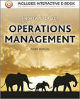 Operations Management by Andrew Greasley (Paperback, 2013)