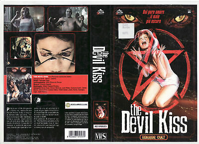 The Devil Kiss (1975) VHS