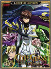 Code Geass: Lelouch of the Rebellion R2 - Part 1 (DVD, 2009, 2-Disc Set, Limited Edition With Manga)