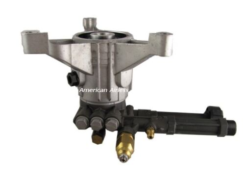 Pressure Washer Pump  AR  RMW2G24w/ Now RMW2.2G24EZ Thermal Valve and Key