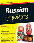 Russian For Dummies by Andrew Kaufman, Serafima Gettys (Mixed media product, 2012)