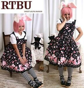 Sweet-Princess-Lolita-Bambie-Vanity-Corset-Dolly-Dress
