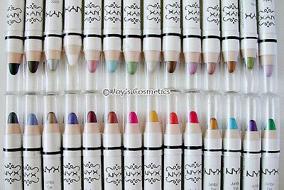 """3 NYX Jumbo Eye Pencil / Eye Shadow """"Pick Your 3 Color""""    *Joy's cosmetics*"""