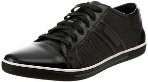 Kenneth-Cole-New-York-Men-039-s-Down-N-Up-Fashion-Sneaker-Black-Color-NEW